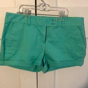 Vineyard Vines Aquamarine Shorts Sz 8